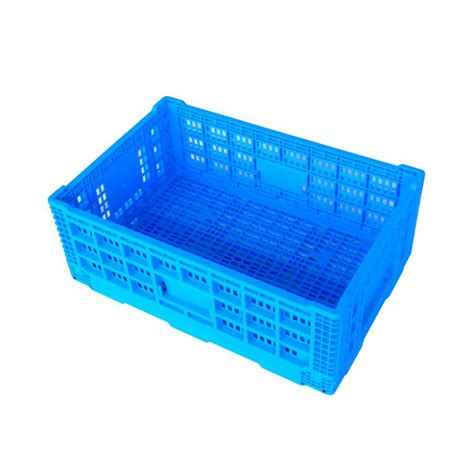 plastic fruit and vegetable crates vegetable and fruits storage collapsible plastic container
