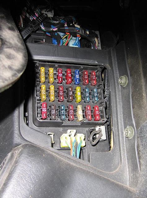1990 Nissan 240sx Fuse Box Cover Camizu Org