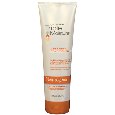 the best no 14 neutrogena triple moisture deep recovery best shoos conditioners for all hair types the