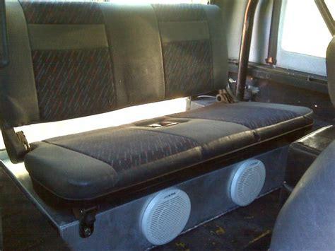 Storage Bench Sale 40 Rear Bench Seat Question Ih8mud Forum
