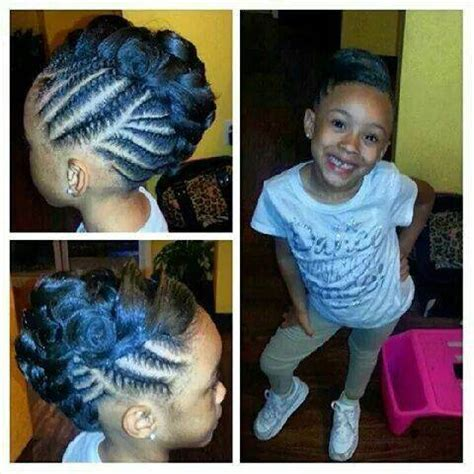 hair styles for short black 14 year olds 6 year old black girl hairstyles a birthday cake
