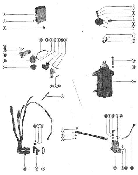 Mercury Outboard Wire Harnes Diagram - Wiring Diagram