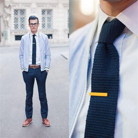 Knit Tie chris nicholas tie clip knit tie 117 lookbook