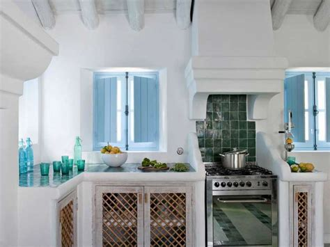 Cucina Casa Al Mare arredare una cucina al mare foto design mag