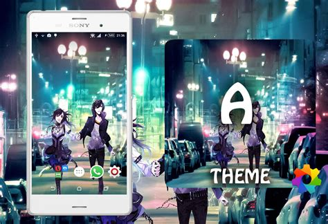 download theme android anime apk xperien anime theme 15 0 apk download android