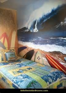 beach themed wall murals decorating theme bedrooms maries manor tropical beach
