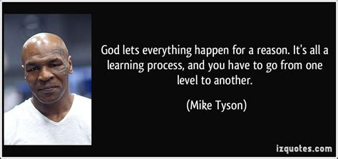 how to learn new things in mike s journal god lets everything happen for a reason it s all a learning process and you to go from