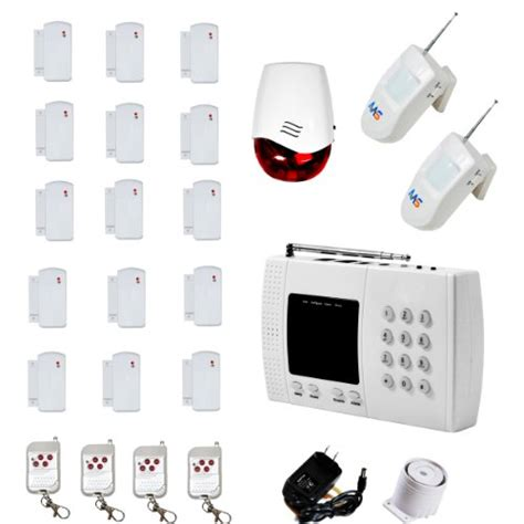 aas 300 wireless home security alarm system kit diy r by
