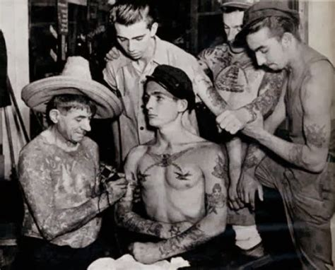 fotos antiguas usa muy interesante spain el arte de tatuar g 201 nesis y