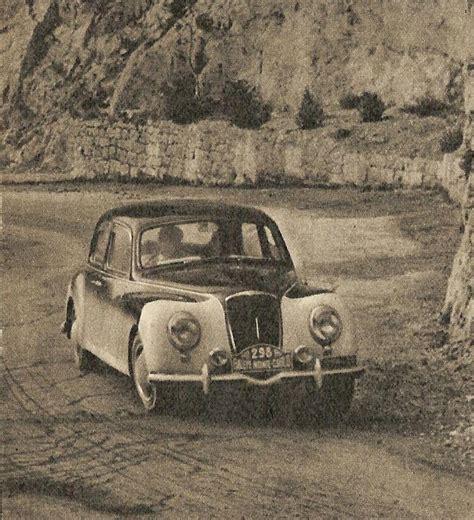 Durante Un Rally L Automobile by Rally Di Monte Carlo