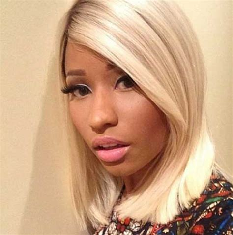 Nicki Minaj Bob Hairstyle by Nicki Minaj Bob Hairstyles Hairstyles 2017