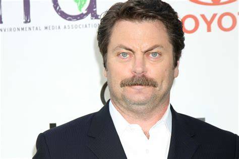 nick offerman news nick offerman to star in huntington theatre company s