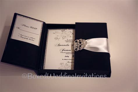 Exclusive Wedding Invitation Cards by Luxury Wedding Invitations Boxed Wedding Invitations