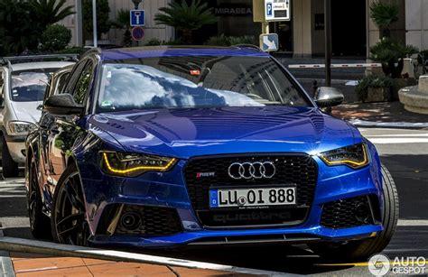 2016 Audi RS6 Interior, Price   New Automotive Trends