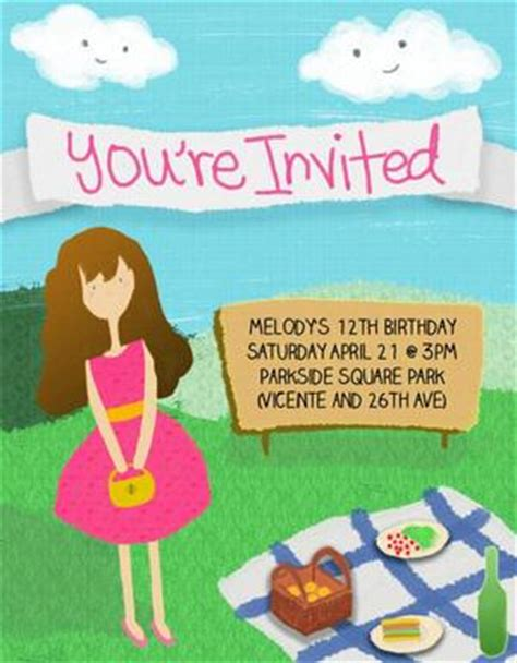 Contoh Invitation Letter Birthday Invitation Defininisi Dan Tujuan Dalam Functional Text