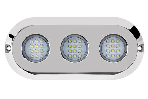 Front Boat Lights by Led Underwater Boat Lights And Dock Lights Array