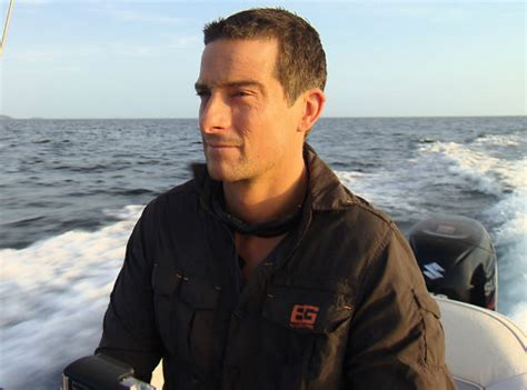 bear grylls boat abersoch bear grylls under fire for leaving son on rocks out at sea