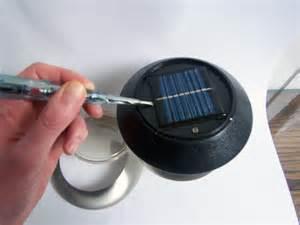 solar light project diy solar powered radio