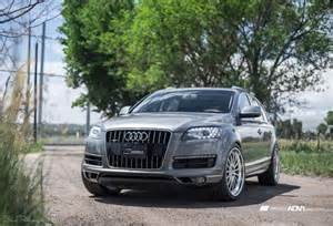 audi q7 custom wheels adv 1 15 track function 22x10 5 et