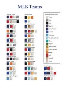 nfl team colors chart nfl football team color chart so find your city name