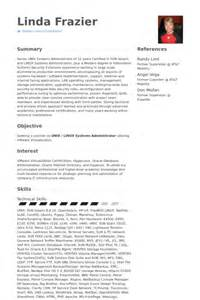 Infrastructure Specialist Sle Resume by Especialista En Infraestructura Ejemplo De Curr 237 Culum Base De Datos De Visualcv Muestras De