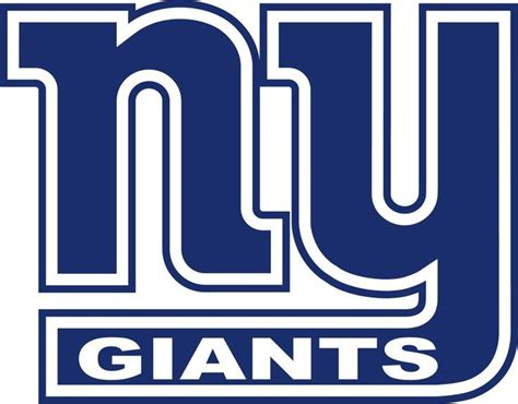 ny giants colors new york giants ny logo window wall decal vinyl car