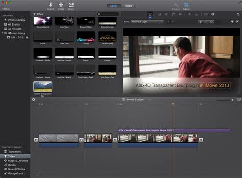download themes to imovie imovie effects free