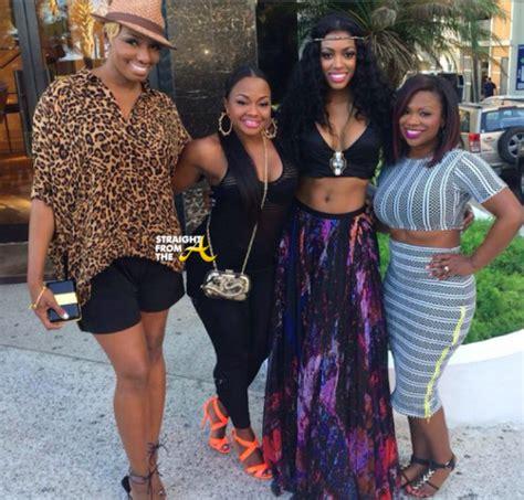 where did the atlanta housewives stay in puerto rico rhoa team spirit atlanta housewives newbies take