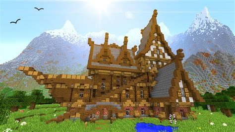 looking to build a house how to build your perfect house in minecraft youtube