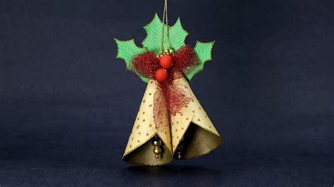 jingle bells ornament  christmas tree diy christmas