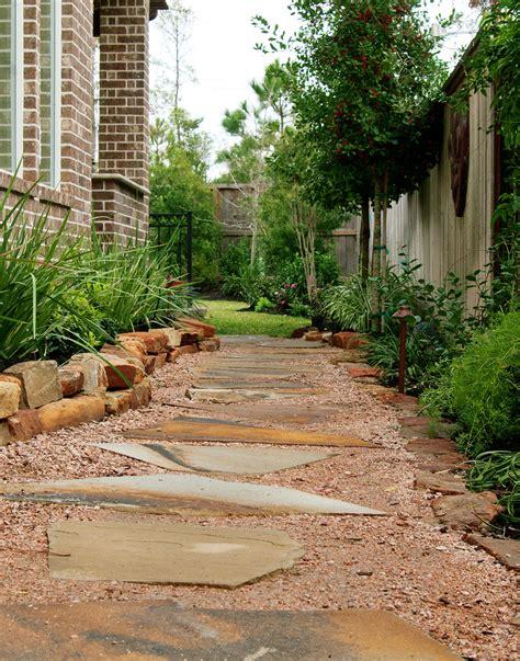 backyard gardener houston innovative flagstone pavers technique houston traditional
