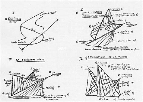 Pavillon Philips Xenakis by Gallery Of Ad Classics Expo 58 Philips Pavilion Le