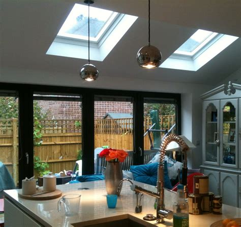Open Plan Kitchen Diner Ideas Planning Permissions And Architectural Design For The