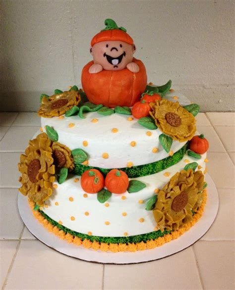 Fall Baby Shower Cake Ideas by Fall Baby Shower Cake Ideas For Bakery