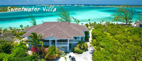 rent a house com sweetwater island villa rental on fowl cay rent a house