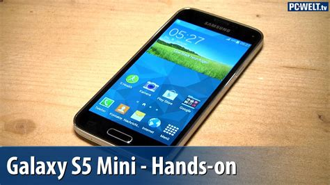 Lemari Es Mini Samsung samsung galaxy s5 mini on erster test german