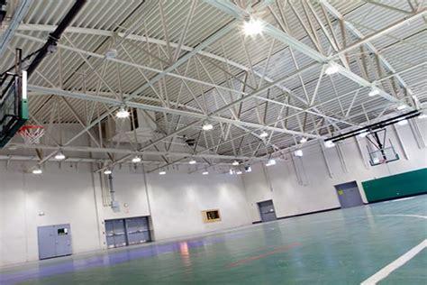 led high bay gym lighting led high bay application in gym lighting in texas agc