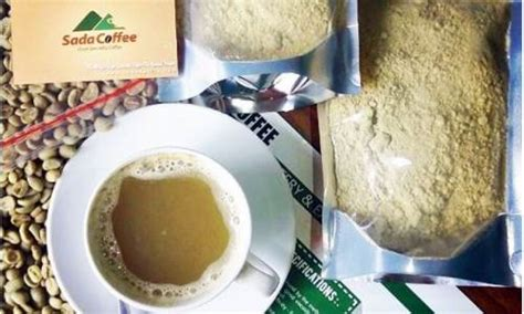 Pelangsing Kopi Hijau benarkah kopi hijau pelangsing sada coffee