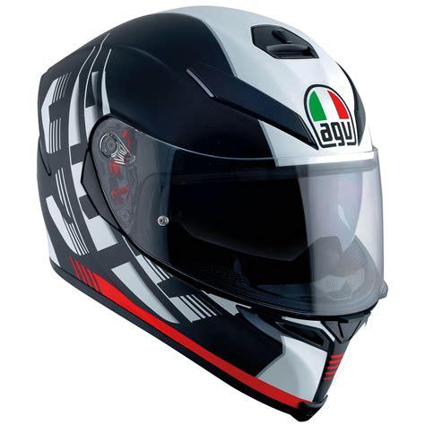 Helm Mexel Sv 100 Matt Redwhite 1 agv k5 s graphic sport motorcycle bike motorbike