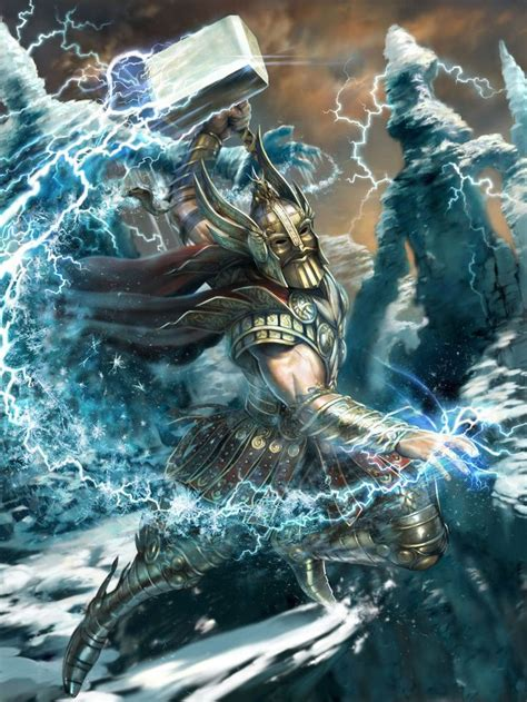 thor s thor the norse god by m0zch0ps on deviantart in norse