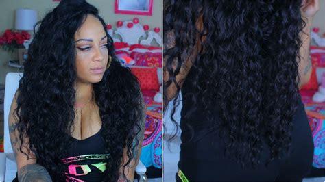 my af waist length wave hair peerless hair
