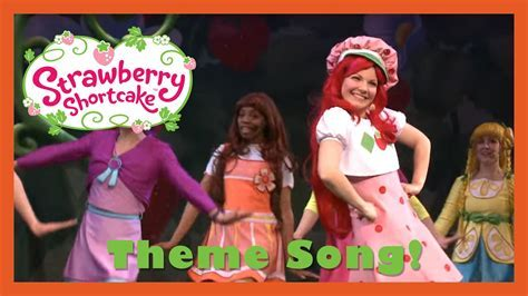 Theme Song Sing a long   Strawberry Shortcake Live! (2013