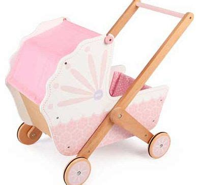 Scond Baby Walker Cocolate 2in1 dolls prams