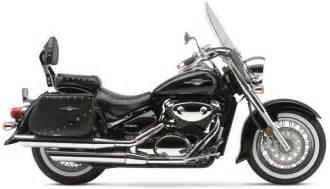 2004 Suzuki Boulevard 800 2005 Suzuki Boulevard C50t Motorcycle Ride