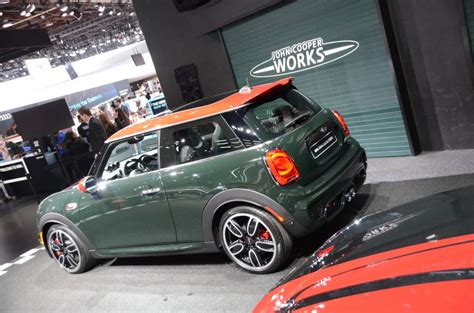 Trim Styles by 2015 Mini Cooper S V John Cooper Works What S The
