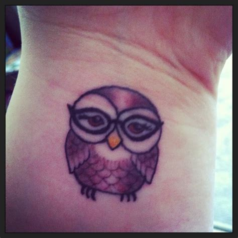 little owl tattoo my owl inkspiration