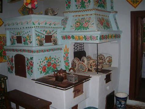 kitchen central traditional with stove hungarian traditional kitchen stove furnance hagyomanyos