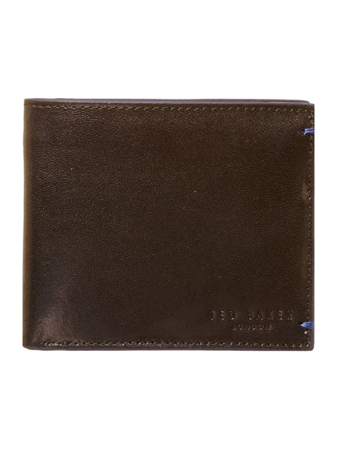 Ted Baker Gift Card Terms And Conditions - ted baker wallet and card holder gift set in black for men lyst
