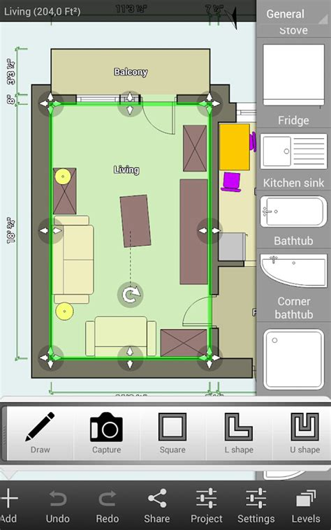 Floor Plan Maker App | floor plan creator android apps on google play