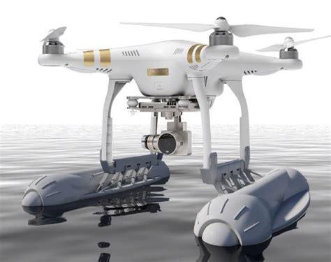 Dji Phantom Drone With dji phantom drone with water landing attachments drones